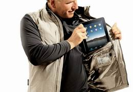 iPad scottevest